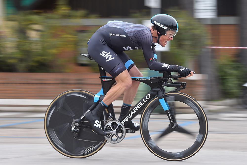 Giro d'Italia 2018: i cronoman